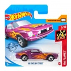Hot Wheels - 68 Shelby GT500 kisautó, lila