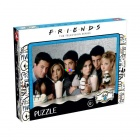 Puzzle - Friends, Milkshake, 1000 db