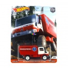 Hot Wheels - Wild Terrain 88 Mercedes Unimog U1300 kisautó