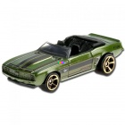 Hot Wheels - 69 Camaro kisautó