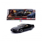Hollywood Rides - Knight Rider Kitt fém autó, 1:24