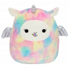 Squishmallows - Lucy-May a lámakornis plüssjáték, 20 cm