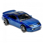 Hot Wheels Turbo - Nissan 300ZX Twin Turbo kisautó, kék
