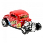 Hot Wheels Mattel Games - 32 Ford kisautó - UNO