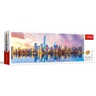 Puzzle - Manhattan, 1000 db